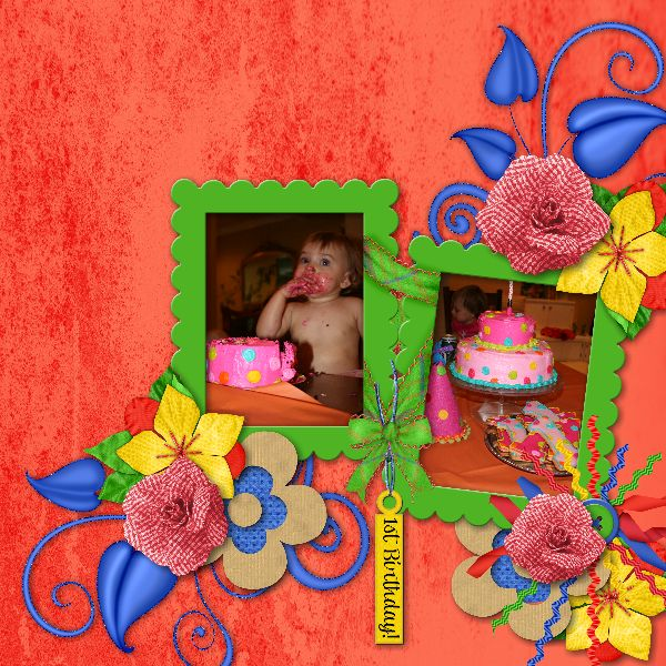 Birthday Party 1