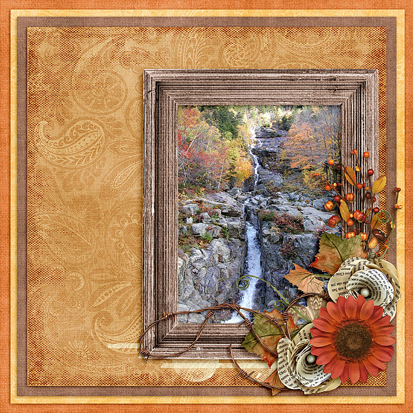 Kit: Autumn Country Market Designer: Kimeric Kreations