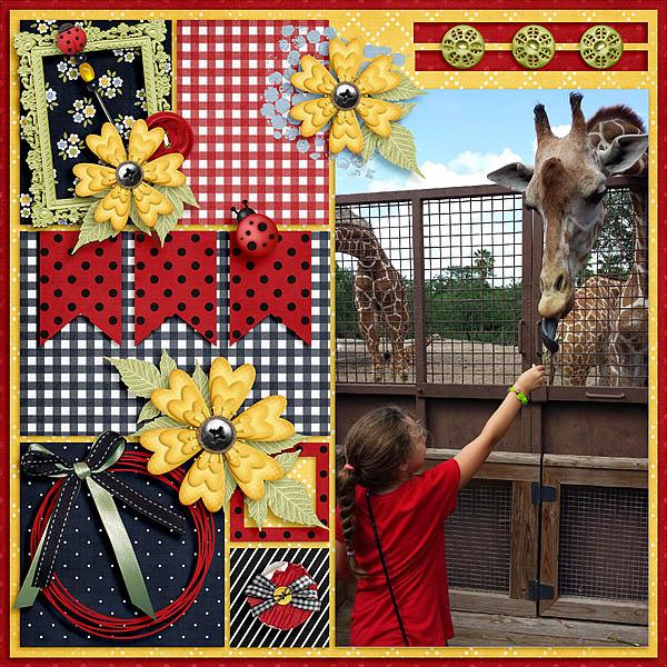 Here Giraffe