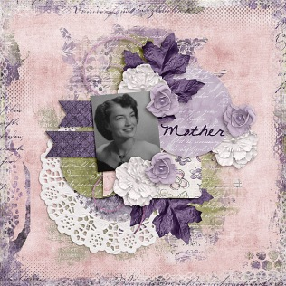 Kit: Shabby ChicDesigner: Created by JillFont: DJB The Librarian Regular