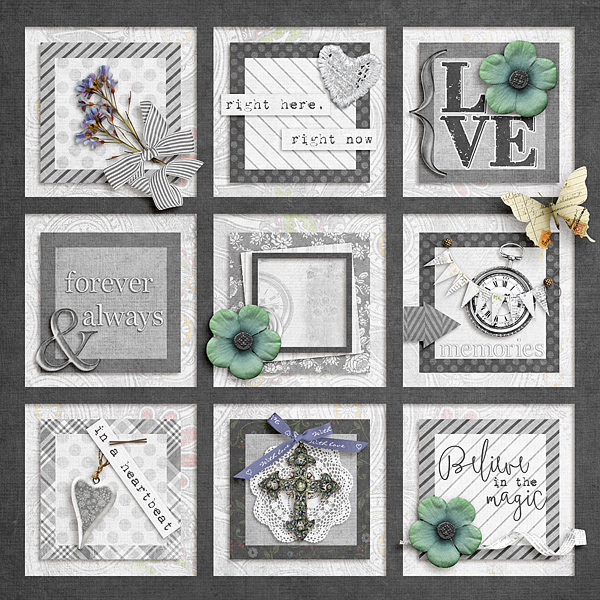 Kit: Unforgettable Designer: Kimeric Kreations Template: TDC June Template Challenge Designer: The Digicrafter