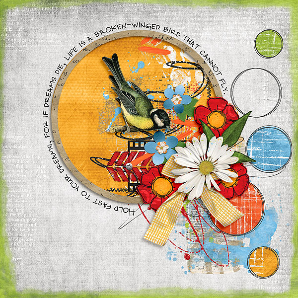 Kit: Life Is Fusion Bundle Designer: Created by Jill Font: DJB Jenna Regular
