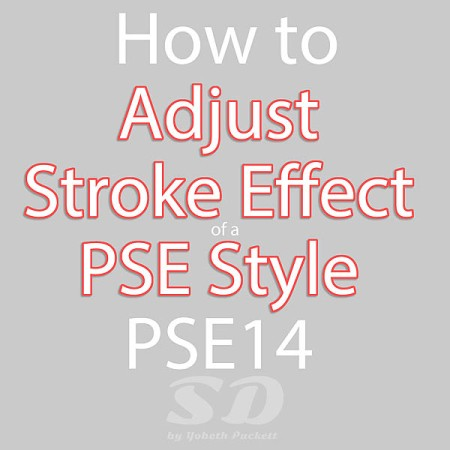 Adjust Stroke Effect Cover