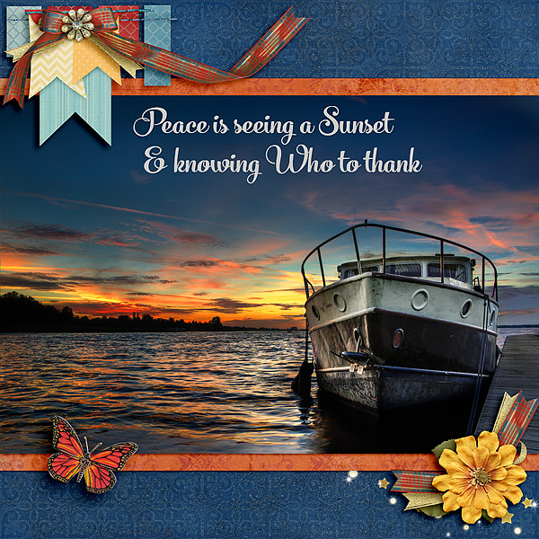 Kit: Summer Sunset Designer: Sherwood Studio