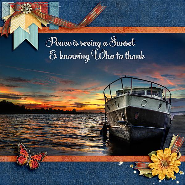 Kit: Summer Sunset Designer: Sherwood Studio
