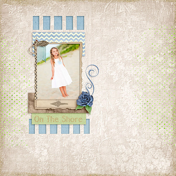 Kit: Seaside Solace Designer: Alexis Design Studio
