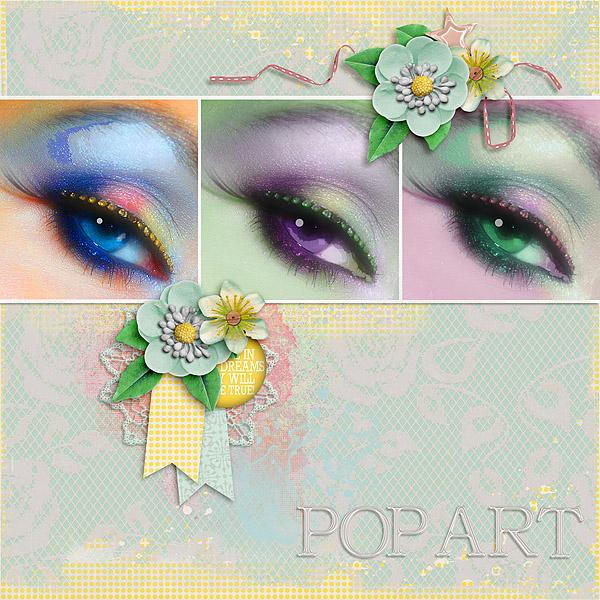 PopArt-MoodBoard