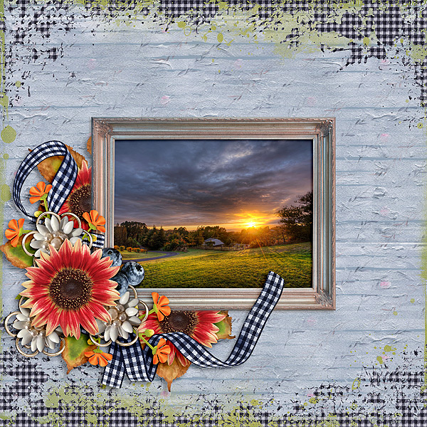 Kit: Late Summer Days Designer: Alexis Design Studio