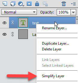 Simplify Layer