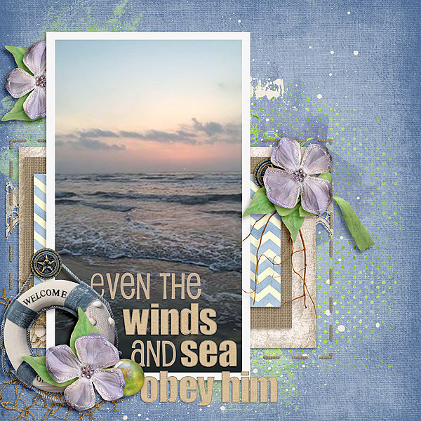 Kit: Seaside Solace Designer: Alexis Design Studio Font: Pupcat Regular