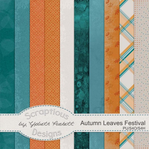 Autumn Leaves Festival papers